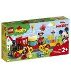 LEGO DUPLO DISNEY 10941 LE TRAIN D'ANNIVERSAIRE DE MICKEY ET MINNIE