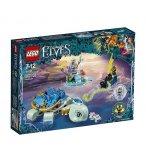 LEGO ELVES 41191 NAIDA ET LE PIEGE DE LA TORTUE D'EAU