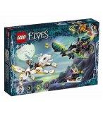 LEGO ELVES 41195 L'ATTAQUE D'EMILY ET NOCTURA