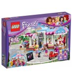 LEGO FRIENDS 41119 LE CUPCAKE CAFE D'HEARTLAKE CITY