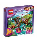 LEGO FRIENDS 41121 RAFTING A LA BASE D'AVENTURE