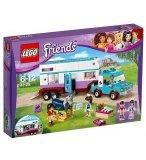 LEGO FRIENDS 41125 LA REMORQUE A CHEVAUX DU VETERINAIRE