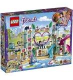 LEGO FRIENDS 41347 LE COMPLEXE TOURISTIQUE D'HEARTLAKE CITY