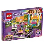LEGO FRIENDS EXCLUSIVITE 41133 LES AUTO-TAMPONNEUSES DU PARC D'ATTRACTIONS