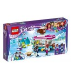 LEGO FRIENDS EXCLUSIVITE 41319 LA CAMIONNETTE A CHOCOLAT DE LA STATION DE SKI
