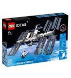 LEGO IDEAS 21321 LA STATION INTERNATIONALE ISS