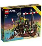LEGO IDEAS 21322 LES PIRATES DE LA BAIE DE BARRACUDA