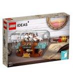 LEGO IDES 92177 BATEAU EN BOUTEILLE