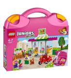 LEGO JUNIORS 10684 LA VALISE SUPERMARCHE