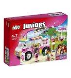 LEGO JUNIORS 10727 LA CAMIONNETTE DE GLACES D'EMMA