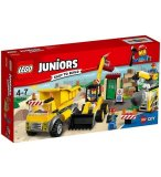 LEGO JUNIORS 10734 LE CHANTIER DE DEMOLITION