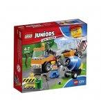 LEGO JUNIORS CITY 10750 LE CAMION DE REPARATION DES ROUTES