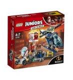 LEGO JUNIORS LES INDESTRUCTIBLES 2 10759 LA POURSUITE SUR LES TOITS D'ELASTIGIRL