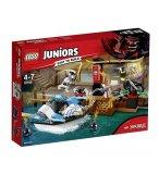 LEGO JUNIORS NINJAGO 10755 LA POURSUITE EN BATEAU DE ZANE