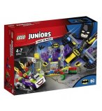 LEGO JUNIORS SUPER HEROES 10753 L'ATTAQUE DU JOKER DE LA BATCAVE