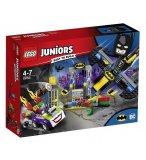 LEGO JUNIORS SUPER HEROES 10753 L'ATTAQUE DU JOKER DE LA BATCAVE