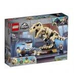 LEGO JURASSIC WORLD 76940 L'EXPOSITION DU FOSSILE DU T-REX