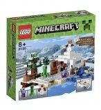 LEGO MINECRAFT 21120 LA CACHETTE DANS LA NEIGE