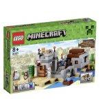 LEGO MINECRAFT 21121 L'AVANT POSTE DANS LE DESERT