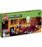 LEGO MINECRAFT 21122 LA FORTERESSE DU NETHER