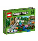 LEGO MINECRAFT 21123 LE GOLEM DE FER