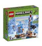 LEGO MINECRAFT 21131 LES PICS DE GLACE