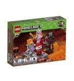 LEGO MINECRAFT 21139 LA BATAILLE DU NETHER