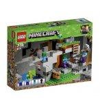 LEGO MINECRAFT 21141 LA GROTTE DU ZOMBIE