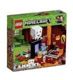LEGO MINECRAFT 21143 LE PORTAIL DU NETHER