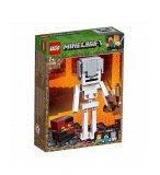 LEGO MINECRAFT 21150 BIGFIGURINE SQUELETTE AVEC UN CUBE MAGMA