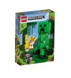 LEGO MINECRAFT 21156 BIGFIGURINE CREEPER ET OCELOT