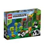LEGO MINECRAFT 21158 LA GARDERIE DES PANDAS