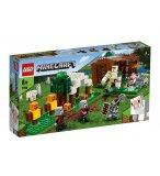 LEGO MINECRAFT 21159 L'AVANT-POSTE DES PILLARDS