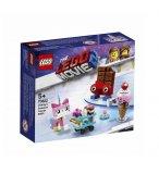 LEGO MOVIE 2 70822 LES MEILLEURS AMIS D'UNIKITTY