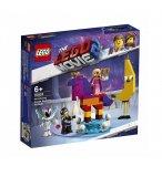 LEGO MOVIE 2 70824 LA REINE AUX MILLE VISAGES