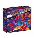 LEGO MOVIE 2 70825 LA BOITE A CONSTRUIRE DE LA REINE AUX MILLE VISAGES