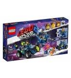 LEGO MOVIE 2 70826 LE TOUT-TERRAIN REXTREME DE L'ESPACE REX