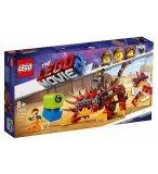 LEGO MOVIE 2 70827 ULTRAKITTY ET LA GUERRIERE LUCY