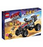 LEGO MOVIE 2 70829 LE BUGGY D'EVASION D'EMMET ET LUCY