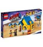 LEGO MOVIE 2 70831 LA MAISON-FUSEE D'EMMET