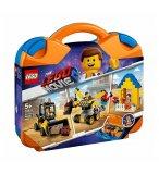 LEGO MOVIE 2 70832 LA BOITE A CONSTRUCTION D'EMMET