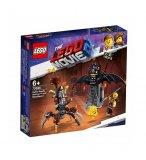 LEGO MOVIE 2 70836 BATMAN EN ARMURE DE COMBAT ET BARBE D'ACIER