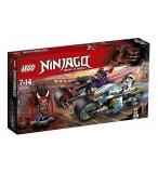 LEGO NINJAGO 70639 LA COURSE DE RUES EN MOTO