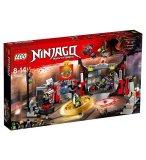 LEGO NINJAGO 70640 LE QG DU GANG DES FILS DE GARMADON