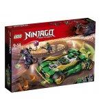 LEGO NINJAGO 70641 LE BOLIDE DE LLYOD