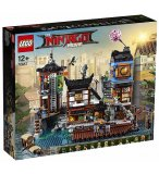 LEGO NINJAGO 70657 LES QUAIS DE LA VILLE NINJAGO
