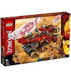 LEGO NINJAGO 70677 LE QG DES NINJAS