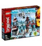 LEGO NINJAGO 70678 LE CHATEAU DE L'EMPEREUR OUBLIE