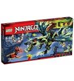 LEGO NINJAGO 70736 L'ATTAQUE DU DRAGON MARO