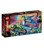LEGO NINJAGO 71709 LES BOLIDES DE JAY ET LLYOD